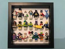 Lego Minifigures Display Case Frame Batman Movie Series 2 For Full Complete Set
