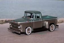 1956 56 FORD F-100 PICKUP TRUCK 1/64 SCALE COLLECTIBLE DIECAST MODEL / DIORAMA