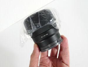 Sony FE 50mm f/1.8 Lens SEL50F18F- Full Frame Lens•BRAND NEW- FAST SHIP