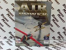 AIR POWER - PC CD-ROM - BIG BOX EDIZIONE CARTONATA ITALIANA COMPLETO COME NUOVO