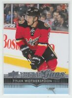 (70038) 2014-15 UPPER DECK YOUNG GUNS TYLER WOTHERSPOON #210 RC