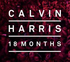 18 Months Deluxe Edition Calvin Harris Audio CD