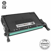 CLT-K508L BLACK High Yield Toner Cartridge for Samsung CLP-620 CLP-670 CLX-6250F