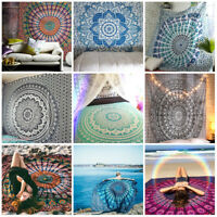 25 Mandala Tapestry Wall Hanging Throw bedding Cotton Bedspread Wholesale Lot