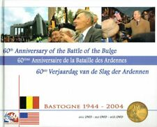 60ième Anniversaire de la Bataille des Ardennes: Bastogne 1944-2004 | 2004 + DVD