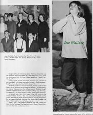 1960's High School Yearbook~Dee Wallace~Scream Queen~The Howling~E.T~Halloween++