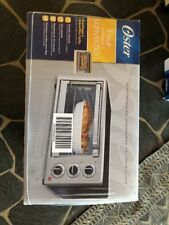 Oster 6-slice Convection Countertop Oven, Brushed Stainless Steel