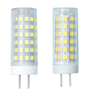 2pcs GY6.35 (GX6.35) Led bulb 78-2835 SMD AC/DC12V Ceramics Light White/Warm #H