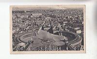BF32501 roma panorama della cupola di s pietro  front/back image