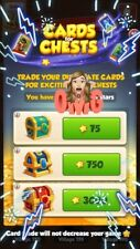 Coin Master 3000 Stars Worth of Cards For Chests! *Fast Delivery*