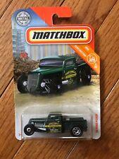 Matchbox 1935 Ford Pickup Truck Ratrod Hotrod Style