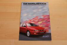 79673) Fiat Marea Bipower Prospekt 12/1999
