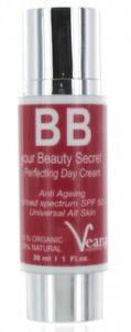 BB Cream SPF50 all natural (30ml) MakeUp, Concealer, Sonnenschutz all natural