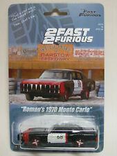 2 Fast 2 Furious Roman's 1970 Monte Carlo Demolition Derby Car