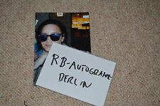 DEMI LOVATO selbstgeschossenes Foto / Schnappschuss ohne Autogramm 13x18 rar !!