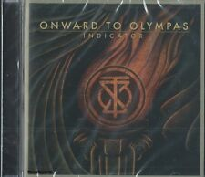 ONWARD TO OLYMPAS - Indicator - CCM Metal Hard Rock Christian Music CD