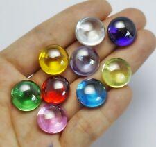 Powerful Nok Phra Gow 9 Colors Lucky Gems Naga Eye  Crystal Real Thai Amulet#A66