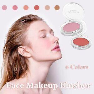 Powder Blush Face Makeup Blusher Cheek Blusher Face Pigment Blush Peach Pallete