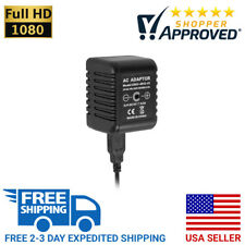SpygearGadgets® 1080P HD AC Power Adapter USB Charger Hidden Spy Nanny Camera