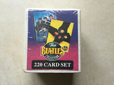 The Beatles 220 Collector Card Set - Factory Sealed