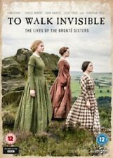 To Walk Invisible - The Lives of the Bronte Sisters New DVD