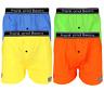 4 x Mix Boxer Shorts Mens Underwear 100% Cotton