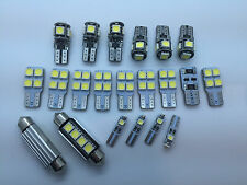 BMW 7 Series F01 F02 F03 PREMIUM LED Interior lights Kit 21 SMD White Error Free