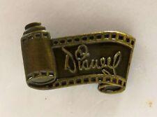 Disney Pin #285 - WDCC - Disney Signature Scroll Pin