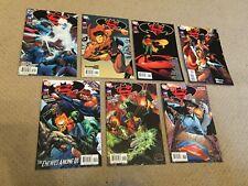 Superman/ Batman Comic Lot 20s (7 comics)