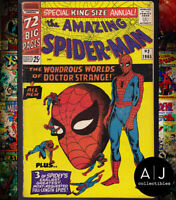 Amazing Spider-Man Annual #2 FN 6.0 (Marvel)