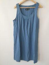 e60207f8bca787 bpc bonprix Sommerkleid, Größe 36/38, blau