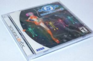 Sega Dreamcast Space Channel 5 - Brand New Factory Sealed CASE FRESH