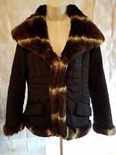 Winter Jacket w Rabbit Fur M