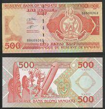 VANUATU - 500 Vatu ND (1993)  UNC  Pick 5c