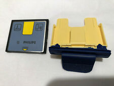 PHILIPS MEMORY DATA CARD & TRAY M3854A FR, FR2, FR2+, LAERDAL NEW FREE SHIPPING