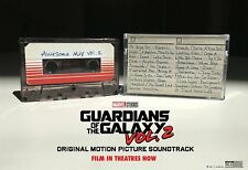 Guardians of The Galaxy Awesome Mix Vol 2 Soundtrack Cassette Tape From HMV