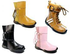 Stiefel & Boots für Mädchen aus Leder als Slipper