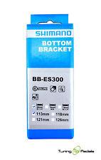 Pedalier Shimano Es300 68 BSA Octalink Bbes300b13 113 MMS