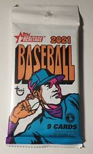 2021 TOPPS HERITAGE BASEBALL GUARANTEED CLUBHOUSE RELIC/AUTO/GOLD/DUAL HOT PACK