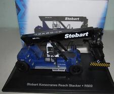 ATLAS 1:76 SCALE 4649120 EDDIE STOBART KONESCRANES REACH STACKER RS02