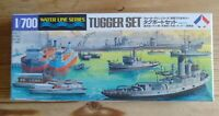 Hasegawa Tugger Set. 1:700th Scale Waterline Series