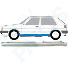 Volkswagen Golf 2 Jetta 1983-1992 4/5 Tür Voll Schweller Reparaturblech / Links
