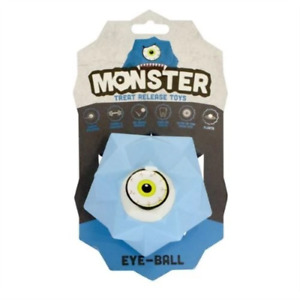 MONSTER TREAT RELEASE TOY EYE BALL - BLUE