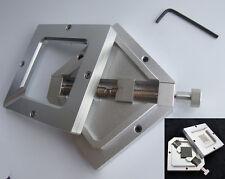 BGA Rework Jig 90mm x 90mm Stencil Holder Solder Reflowing Reballing Tool Assist