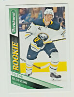 2019-20 Upper Deck PARKHURST #276 VICTOR OLOFSSON RC Rookie Buffalo Sabres