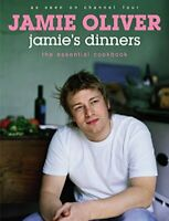 Jamie's Dinners by Oliver, Jamie Hardback Book The Fast Free Shipping