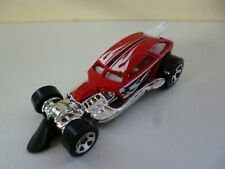 Surf Crate Race Car - Hot Wheels - Red - 2014 - Malaysia