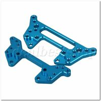 Blue Aluminum Front Shock Tower For 1:8 Nitro Buggy Truck RC HSP 860005 60007