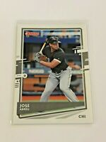 2020 Donruss Baseball Base Card - Jose Abreu - Chicago White Sox