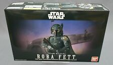 Star Wars plastic model kit 1/12 scale ver. Boba Fett Bandai Japan NEW ***